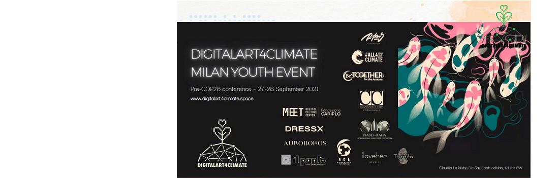 DigitalArt4Climate – 27-28 September